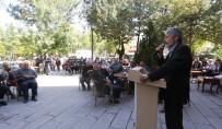 ULUBATLı HASAN - Başkan Tuna, 108'Lik Zeynep Nine'yi Ziyaret Etti