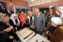 YENİMAHALLE BELEDİYESİ - Başkan Yaşar, Yaşlıları Unutmadı