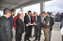 İNŞAAT ALANI - Bülent Ecevit Üniversitesi İbn-İ Sina Kampüsü Sosyal Tesisleri İnşaat Çalışmalarında Sona Gelindi