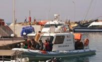 Dikili'de 71 Kaçak Göçmen Yakalandı
