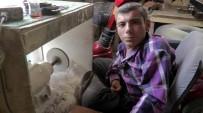 ÇOCUK FELCİ - Gaziantep'in Tek Kollu Sedef Ustası Hayatını Kaybetti