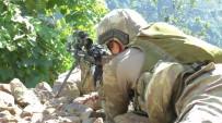 Giresun'da Teröristleri Yakalama Çalışmaları Sürüyor