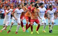 KALE DİREĞİ - İlk Yarı Antalyaspor'un
