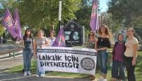 LAIKLIK - Kadın Cinayetlerini Durduracağız Platformu'ndan Özgecan Parkı'nda Eylem