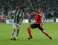 MEHMET METIN - Konya'ya tek gol yetti