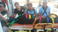 KıRıM - Otomobil Takla Attı Açıklaması 3 Yaralı