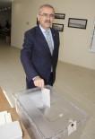 ADLIYE SARAYı - Samsun Barosu Başkanlığı'na Av. Kerami Gürbüz Yeniden Seçildi