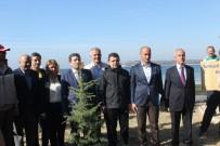 MEHMET GÜRKAN - 'Turkcell Gelibolu Maratonu'nda Barış İçin Fidan Dikildi