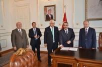 İL SAĞLIK MÜDÜRÜ - 112 Acil Sağlık Hizmetleri İstasyonu Protokolü İmzalandı