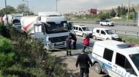 SABİHA GÖKÇEN - 13 Saattir Haber Alınamayan TIR Sürücüsü Aracında Ölü Bulundu