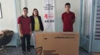 BRÜKSEL - AB'yi Öyküledi Türkiye Üçüncüsü Oldu