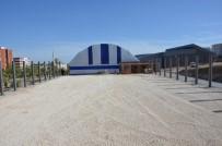 MUSTAFA TALHA GÖNÜLLÜ - Adıyaman Üniversitesinin Spor Kompleksi Genişliyor