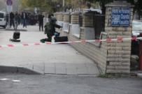 BOMBA İMHA UZMANI - Adliye Önünde Şüpheli Çanta Alarmı