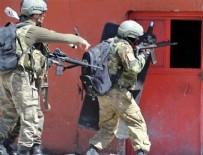 EL BOMBASI - Eylem hazırlığındaki 2 PKK'lı öldürüldü