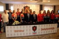 BILYONER - AGÜ Spor'un Adı Bellona AGÜ Oldu