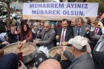 CÜNEYT YÜKSEL - AK Parti Tekirdağ İl Başkanlığı Tarafından Aşure Dağıtıldı