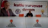 ATMOSFER - AK Partinin Kadın Kolları Başkanları Toplandı