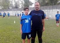 YÜKSEL MUTLU - Akdeniz Belediyespor'un Genç Oyuncusu Esat Can, 'U14 Milli Takım' Yolunda