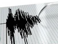 DEPREM - Akdeniz'de deprem