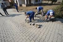 YAĞCıLAR - Akyazı Belediyesi Alt Ve Üst Yapı Çalışmalarına Devam Ediyor