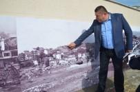 ESTETIK - Amfi Tiyatronun Çevresi Alaplı'nın Eski Fotoğraflarıyla Donatılıyor
