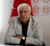 BASKETBOL TAKIMI - Antalyaspor Basketbol Takımı'nın Hedefi Euroleague