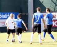 EMRE GÜRAL - Antalyaspor, Beşiktaş Maçı Hazırlıklarını Sürdürüyor
