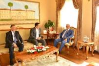 MÜNIR KARALOĞLU - Antalyaspor Yönetiminden Vali Karaloğlu'na Ziyaret