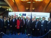 TÜRKIYE BELEDIYELER BIRLIĞI - Avrupa Konseyi'ne 15 Temmuz Vurgusu