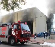 BAHÇELİEVLER - Bahçelievler Ana Trafo Merkezinde Yangın