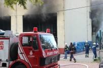 BAHÇELİEVLER - Bahçelievler Ana Trafo Merkezindeki Yangın Söndürüldü