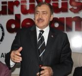 TEMEL ATMA TÖRENİ - Bakan Eroğlu'ndan 'Terör' Açıklaması