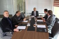 ORGANİZE SANAYİ BÖLGESİ - Bartın OSB Yönetim Kurulu Toplandı