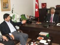 KAYAK MERKEZİ - Başkan Acar'dan, İl Kültür Ve Turizm Müdürüne Ziyaret