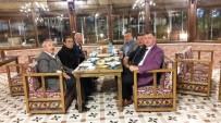 AHMET ŞAHIN - Başkan Duymuş Muhtarlarla Bir Araya Geldi