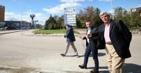 İBRAHIM KARAOSMANOĞLU - Başkan Karaosmanoğlu, Yan Yollar Ve Üst Geçitler Hakkında Bilgi Aldı