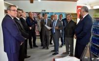 GIDA YARDIMI - Başkan Kayda'dan Tanıtım Gezisi