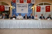 İSMAİL TEPEBAĞLI - Başkan Kocamaz Açıklaması 'Kervan Yola Çıktı. Mersin'i Nakış Nakış İşleyeceğiz'