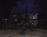 YEŞILKENT - Başkent'te İş Yeri Yangını