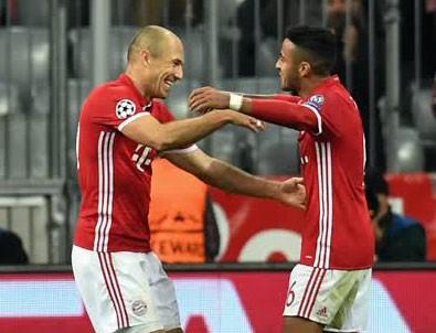 Bayern Münih çok rahat kazandı