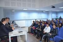 BEDEN EĞİTİMİ - Beden Eğitimi Öğretmenleri Sene Başı Toplantısı