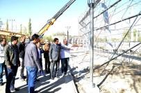 KANALİZASYON - Belediye Başkanı Yaşar Bahçeci Açıklaması 'Hedefimiz Altyapı Sorunu Olmayan Modern Bir Şehir'