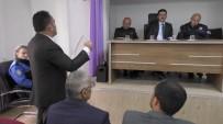 İBRAHIM TAŞDEMIR - Beyşehir'de İlçenin Güvenliği Masaya Yatırıldı