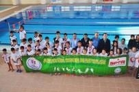 BILECIK MERKEZ - Bilecik'te Amatör Spor Haftası Kapsamında Yüzme Müsabakaları