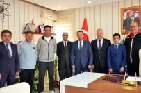 BEDEN EĞİTİMİ ÖĞRETMENİ - Bilecik'te Okul Sporları Tertip Komitesi Toplantısı Yapıldı