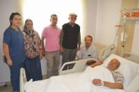 BELDEN - Bölgesel Anesteziyle Safra Kesesi Ameliyatı Oldu