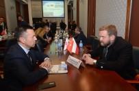 TİCARET ODASI - BTSO Ve Polonya Ticaret Odası İşbirliği Protokolü İmzaladı