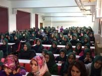 15 TEMMUZ DARBE GİRİŞİMİ - Çamardı Şehit Muttalip Soylu Anadolu İmam Hatip Lisesinde Muhteşem Konferans