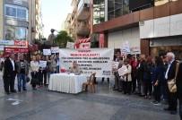 PROTESTO - CHP Konak'tan Memur Mülakatlarına Tepki