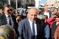 NAMIK HAVUTÇA - CHP'li 8 Milletvekili Niğde'de